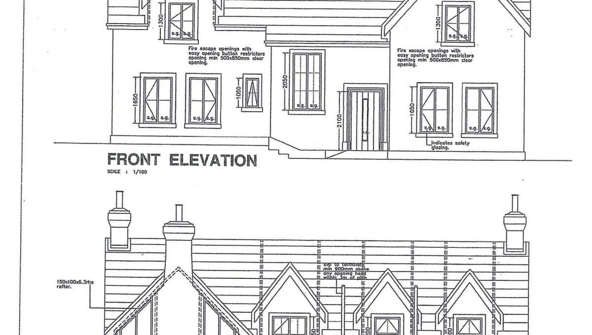 Lisdergan Road - Elevations-page-001