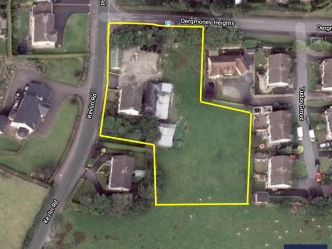Development Land w/OPP – 92, Kevlin Road, Omagh
