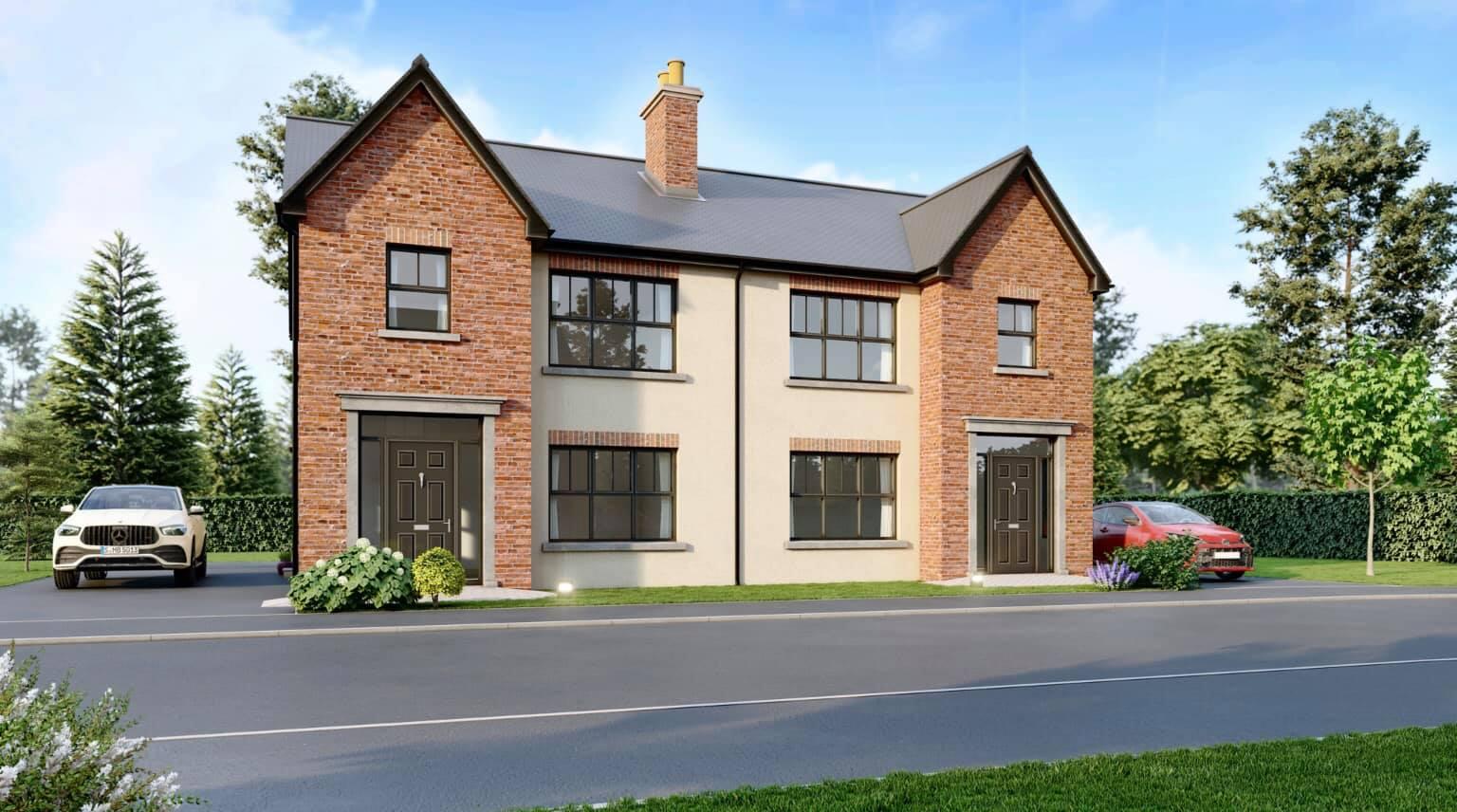 House Type 2 – Loughmuck Meadows, Fintona