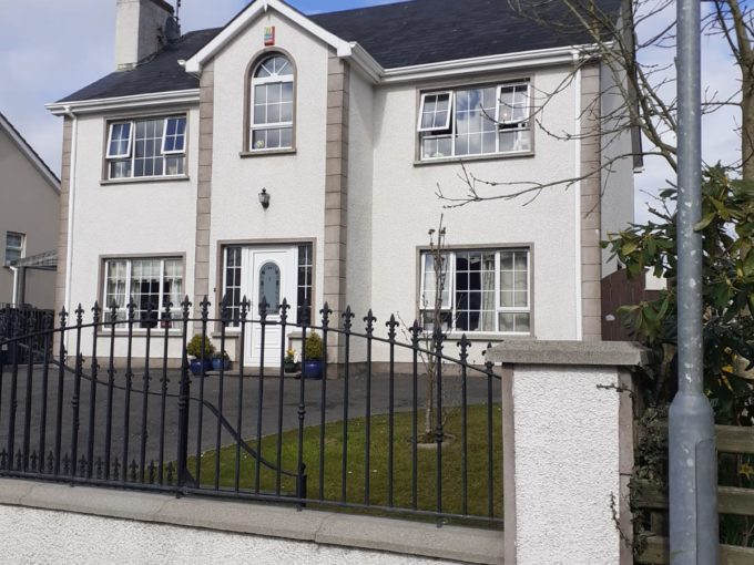 4 Bedroom Detached House & Fully Equipped Beauty Salon – 6, Ecclesville Heights, Fintona