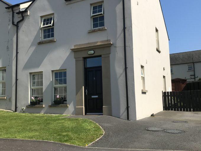 3 Bedroom Semi-Detached House – 5, Carnalea Manor, Seskinore