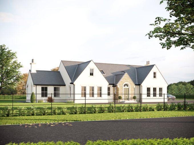 Building Site – w/FPP – Tonnagh Road, Fintona